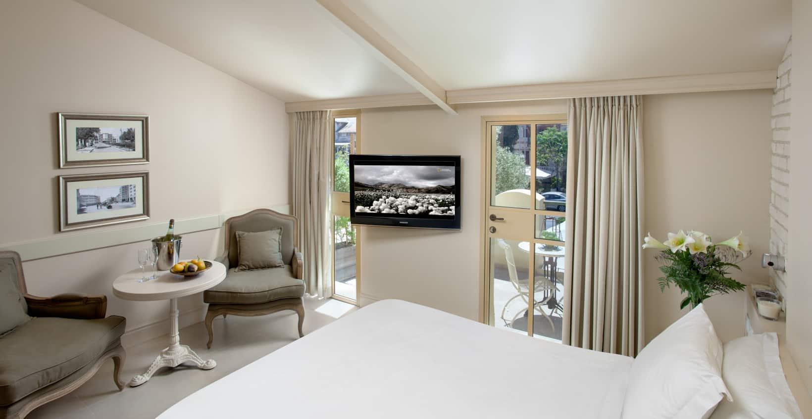 מלון טמפלרס בחיפה צילום אורי אקרמן