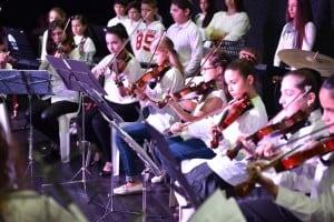 בית ספר מנגן. צילום: רפי עשור